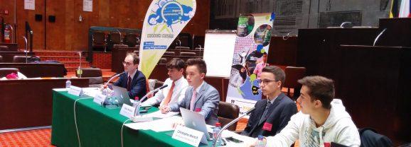 Sommet final du Parlement des Jeunes 2015-2016