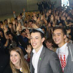 Plénière inaugurale du Parlement des Jeunes 2014-2015
